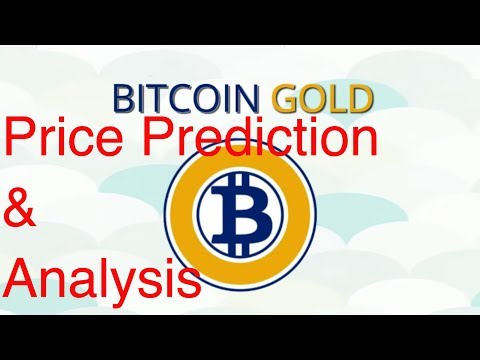 Bitcoin Gold Price Prediction & Analysis($0 in 2019???)