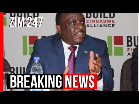 BZA leader Noah Manyika joins Chamisa, exposes ZEC's deliberate manipulation of results to ensure…