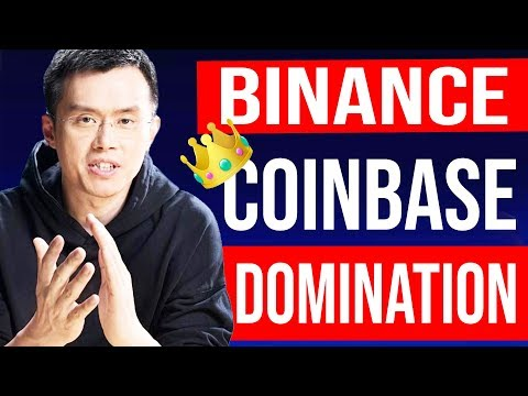 Kings of Finance: BINANCE and COINBASE DOMINATION