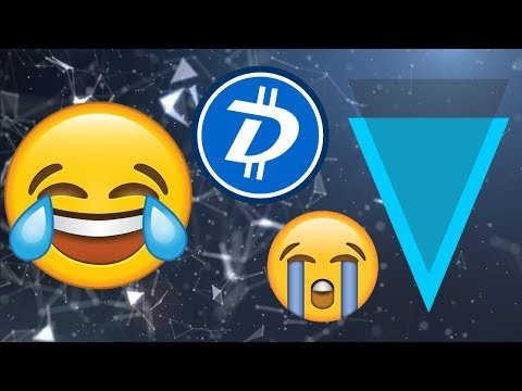 BIG Verge(XVG) Coin Fan Has Meltdown, HATES DigiByte(DGB)