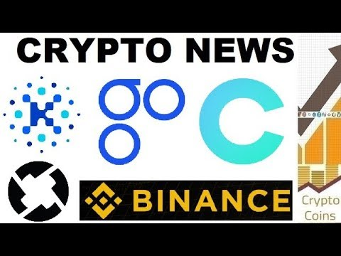 Crypto News: ICOs, EOS, Binance Coin, Kin, OmiseGo, Change, The Ocean, 0x (13th – 19th of Aug)