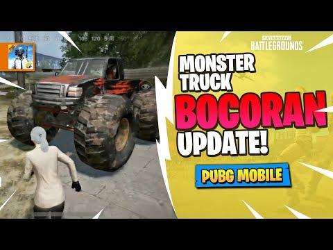 BOCORAN UPDATE GILA! Ada Mobil Monster di PUBG Mobile