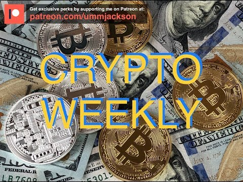 Crypto Weekly (8/19/18) – AT&T sued for hack, Zcash gets an upgrade and bail paid with crypto!