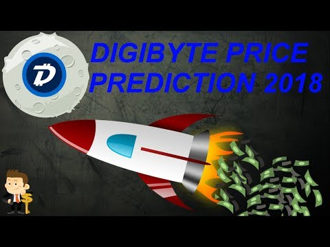 DigiByte Price Prediction 2018: TO THE MOON! $$$$