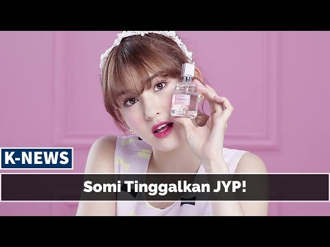 Tak Ada Somi di Girl Group Terbaru JYP. Ia Keluar dari Agensi!