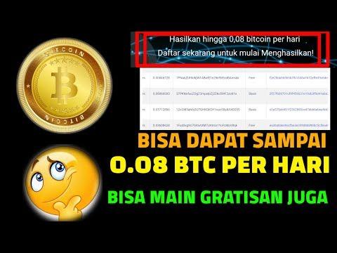Web mining bitcoin terbaru bisa main gratisan