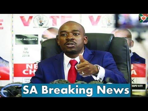 ZEC and Zanu PF in trouble, MDC Alliance leader Nelson Chamisa tables more rigging evidence