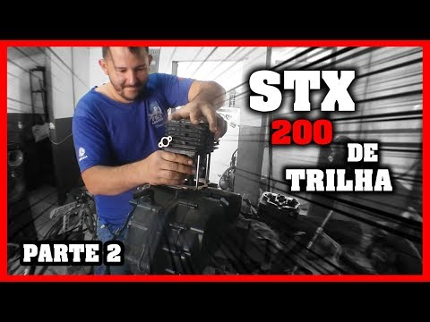 REVISÃO STX 200 DE TRILHA – PARTE 2 – TGS NA TRILHA