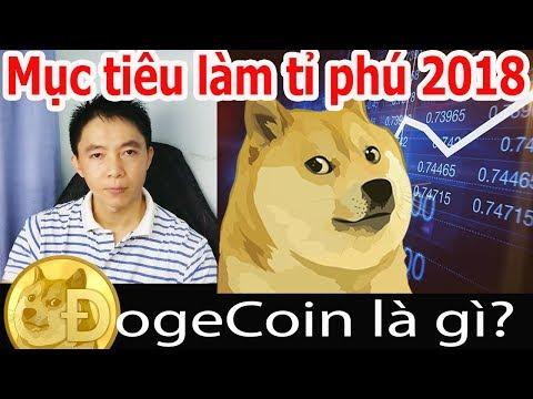 Dogecoin là gì (DOGE) – Chiến lược đầu tư tiền Ảo 2018   Bui Trung Hieu