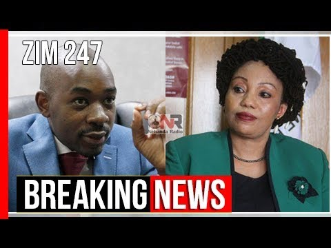 Chamisa nails Zec – Nehanda Radio | Zim 247 | Breaking News