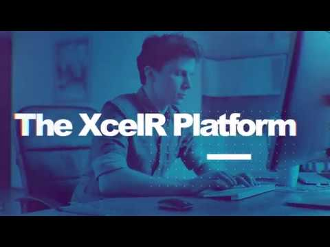 XcelR – Changing the way Cryptocurrency is exchanged around the world!