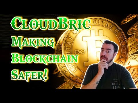 Cloudbric ICO – Blockchain & Cryptocurrency Decentralised Security Platform