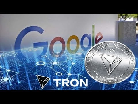 Tron News! Tron (TRX) Could Soon Become the Google of the Blockchain, Here is Why