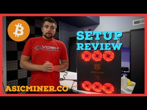 How To Setup All AsicMiner.Co Miners | 8 Nano Review 40 TH/s Bitcoin ASIC Miner | Liquid Cooling