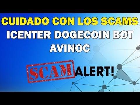 iCenter Dogecoin Bot: Scam | Avinoc: Scam