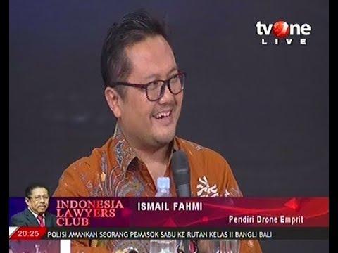 ILC 21 Agustus 2018 Ismail Fahmi issue yang ada di medsos adalah permainan belaka