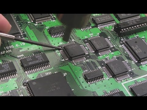 SNK Neo Geo MVS Junk Board Repairs Part 4 (MV-1A Z80 Error From Hell Fixed)