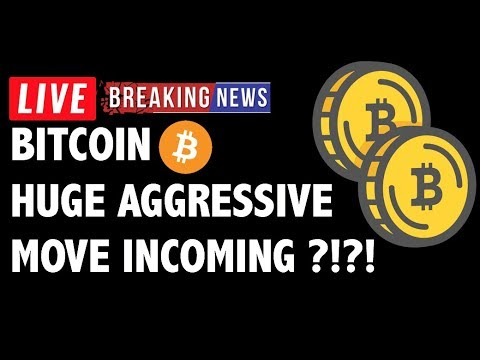 Aggressive Move Incoming for Bitcoin (BTC)?! – Crypto Trading & Cryptocurrency Price News