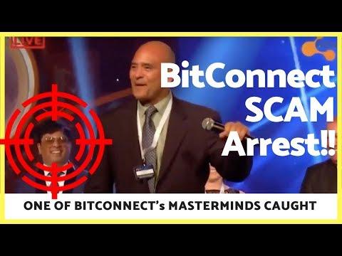 "Bitconnect ""Mastermind"" Finally Caught!"