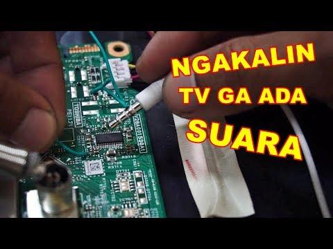 Memperbaiki TV Toshiba Tidak Ada Suara VLOG168
