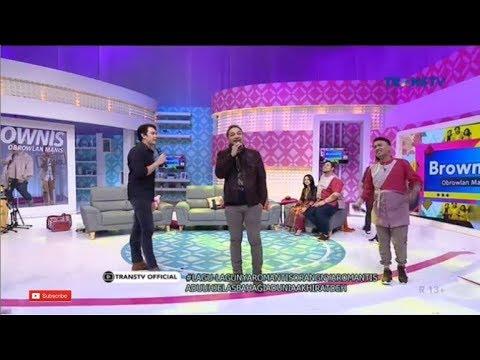 Igun Bikin Duet Ada Band & Phasa Ungu Seru Banget Brownis # 22 Agustus 2018