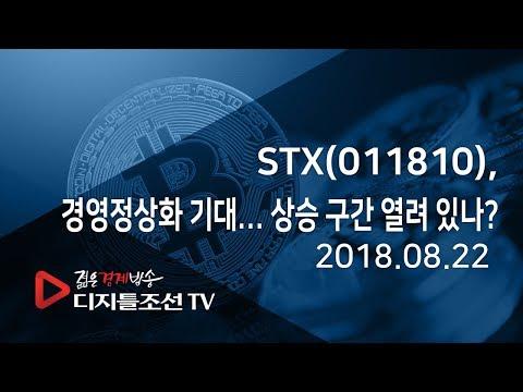 STX(011810), 경영정상화 기대… 상승 구간 열려 있나?