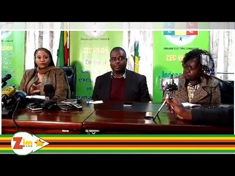 Zim News: It Is Unlikely That The Current Zec Will Ever Hold A Credible Election: Welshman Ncube