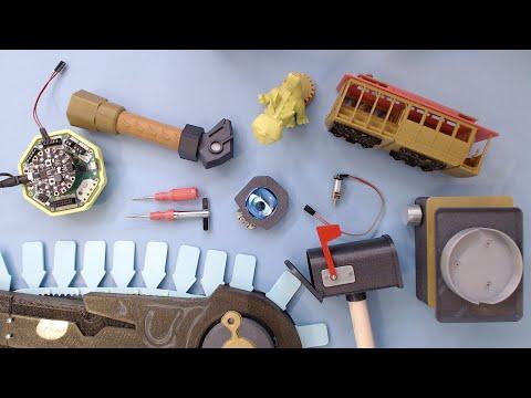 3D Hangouts– IOT Mailbox