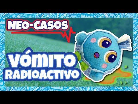 Vómito Radioactivo – Enfermera Tania Neo Casos – Distroller
