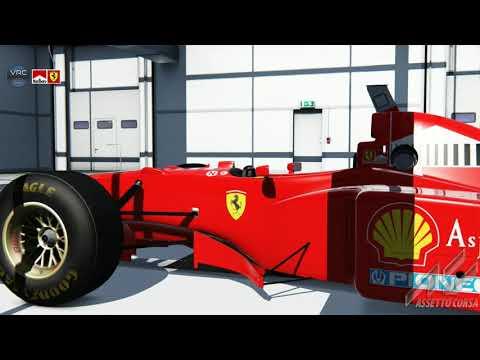 Dreaming of '97 – VRC's Miraculous Ferrari F310B