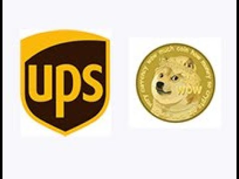 Dogecoin will be adopted by UPS in the future?