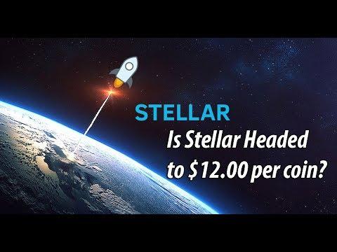 Is Stellar Lumens / XLM Headed To $12.00 Per Coin