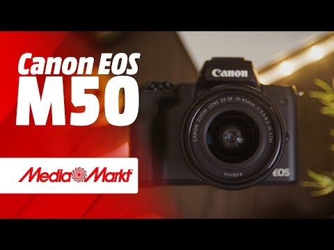 Review Canon EOS M50. Análisis en español.