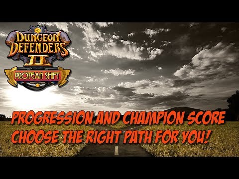 DD2 Protean Champion Score and Progression!