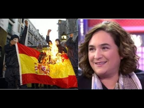 ADA COLAU CAMBIA LOS NOMBRES DE LAS CALLES DE CATALUÑA quita los españoles y pone independentistas