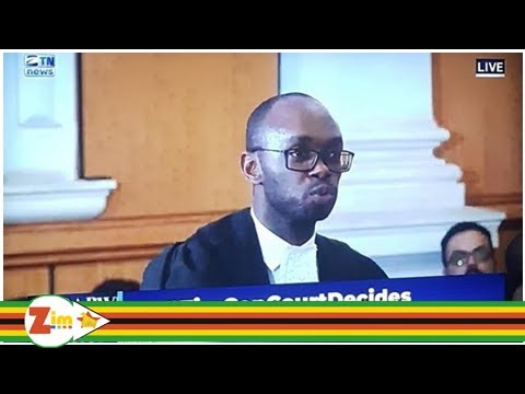 Zim News: ZEC lawyer shines at ConCourt