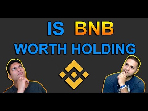 Is Binance Coin (BNB) Worth Holding through this Bear Market?