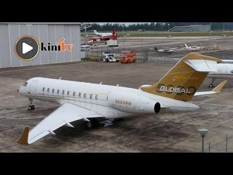 S'pura dilapor mahu M'sia bayar RM3 juta untuk parkir pesawat Jho Low