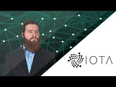 IOTA – David Sonstebo (Co-Founder) Interview | Part 1/4