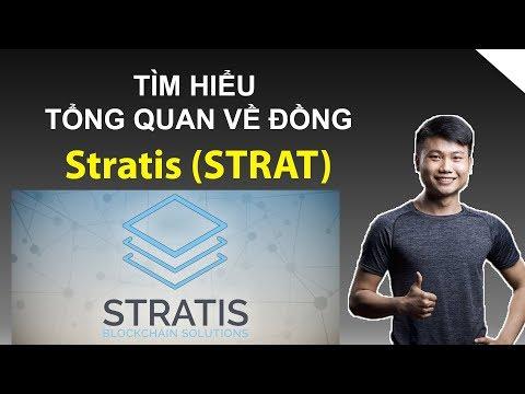 Stratis(STRAT) là gì? Start Nền tảng Blockchain dành cho các doanh nghiệp