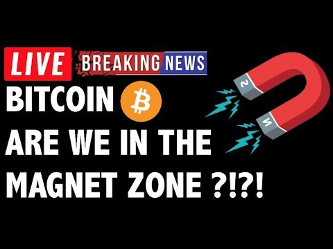 Can Bitcoin (BTC) Break The Magnet Zone?!  – Crypto Trading & Cryptocurrency Price News
