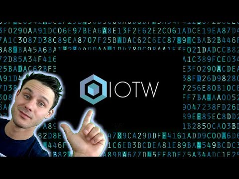 IOTW–The GIANT Killer $IOTA?☠️–Patents Filed 4 Micro Mining–???