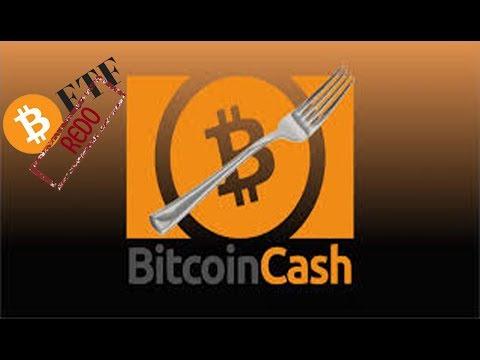 Notícias Análise 24/08: Novo Hard Fork Bitcoin Cash Novembro 2018 – SEC Reve ETF do Bitcoin