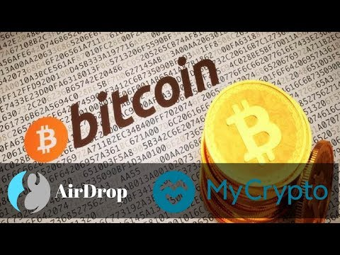 BTC Bounce Up/ Everipedia IQ Tokens Airdrop/ My Crypto Desktop App Launched