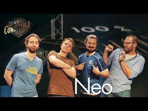 100% Comestible: Neo de Vitality – 22 août 2018