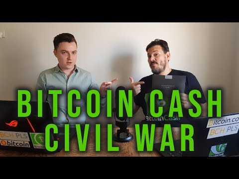 Bitcoin Cash: Civil War – Explained