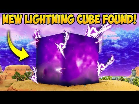 NEW *SEASON 6* LIGHTNING CUBE FOUND! – Fortnite Funny Fails and WTF Moments! #299