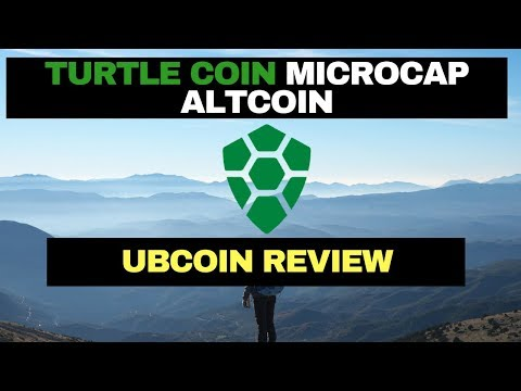 THIS CRYPTO ALTCOIN COULD BE LIKE $ECA or $DOGE – TurtleCoin $TRTL | UBCOIN Review #Cryptocurrency