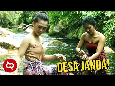 Ada Kampung Janda! 10 DESA UNIK YANG HANYA BISA KAMU TEMUKAN DI INDONESIA