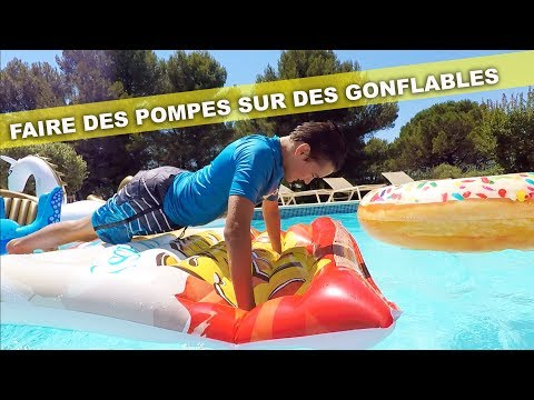 CAP OU PAS CAP PISCINE #2 – Néo The One
